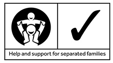 Help and support for separated families